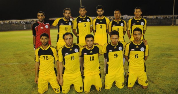 العربي والهلال أول الواصلين الى نصف نهائي شجع فريقك بالمضيبي