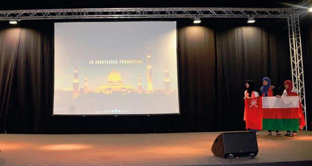 السلطنة تشارك في فعاليات الملتقى العلمي العالمي الخامس عشر ببروكسل