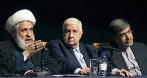 سوريا: افتتاح أعمال المؤتمر الإعلامي الدولي لمواجهة الإرهاب التكفيري