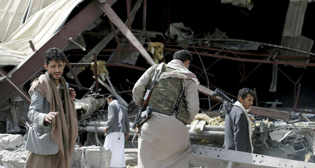 السلطنة تدعو الأطراف اليمنية لـ (الالتزام) وتنسق مع السلطات للإفراج عن فرنسي