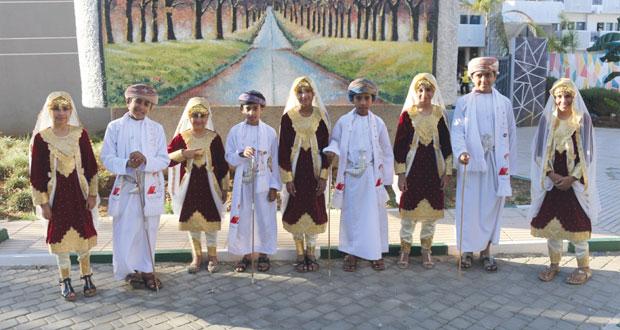 """السلطنة تشارك في الدورة السابعة لـ""""المهرجان الدولي لفلكلور الطفل"""" بالمغرب"""