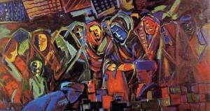 """""""الفن التشكيلي العماني .. واقع الممارسة ومداخل التجريب"""" .. قراءات نقدية لتجارب تشكيلية جدية تستحق الدراسة والتعريف بأبعادها الجمالية"""
