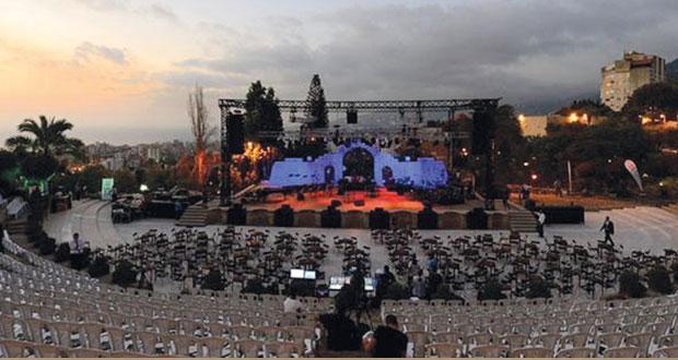 موسيقيون يكرمون أم كلثوم في مهرجان زوق مكايل الموسيقي الدولي في لبنان