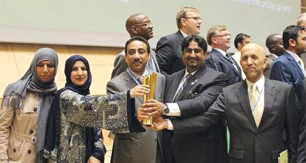 وزارة القوى العاملة: الفوز بجائزة القمة العالمية لمجتمع المعلومات2015 فئة التشغيل الإلكتروني