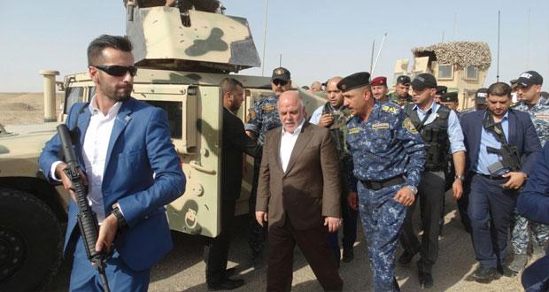 العراق: الجيش يسيطر على مبنى جامعة الأنبار والعبادي يؤكد أن لامكان للعصابات في بلاده
