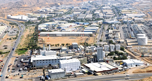 مرسوم سلطاني بشأن إصدار نظام المؤسسة العامة للمناطق الصناعية