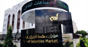 8.3% تراجع بسوق مسقط بنهاية يونيو و76% من الشراء للعمانيين