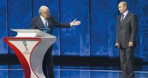 في قرعة مونديال روسيا 2018 : أسبانيا تصطدم بإيطاليا في التصفيات الأوروبية ومواجهات مرضية لعرب إفريقيا