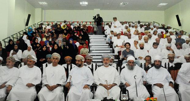 وزارة التنمية الاجتماعية تحتفل بيوم اليتيم الإسلامي الثاني
