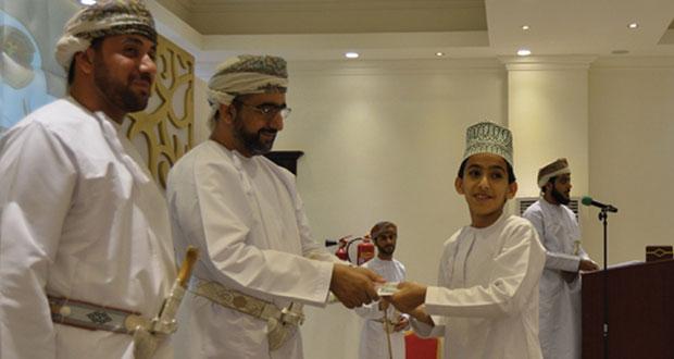 وكيل التنمية الاجتماعية يرعى ختام مسابقة تلاوة وتجويد القرآن الكريم بالعوابي