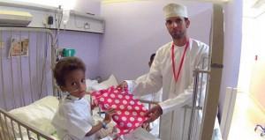 زيارة المرضى في العيد تضامن لتعم الفرحة الجميع