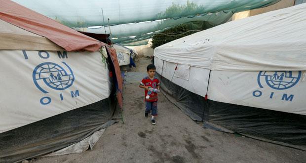 العراق: انخراط الآلاف من أبناء العشائر في معسكرات التدريب لمحاربة الإرهاب