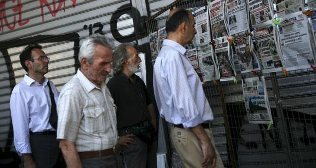 اليونان الواثقة تعرض خطط سداد الديون على وقع ضغوط أوروبا والتحذير من (السيناريو الأسود)