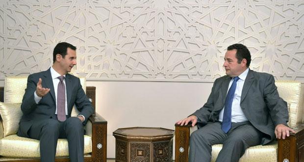 الأسد : السياسات الغربية الفاشلة تجاه سوريا ساهمت في توسع الإرهاب