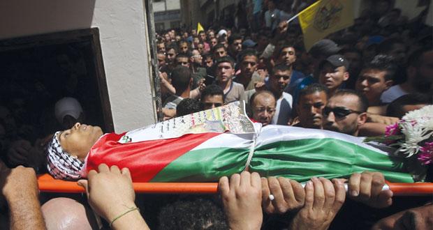 الاحتلال يغتال فلسطينيا بالقدس ويشن حملة اعتقالات (مسعورة) بالضفة