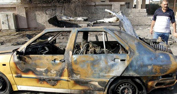 العراق : انطلاق عملية تحرير الأنبار و35 قتيلا في سلسلة تفجيرات ببغداد