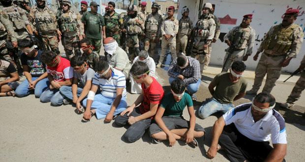 العراق: الجيش يتقدم ويستعيد السيطرة على جامعة الأنبار