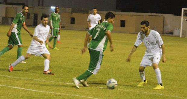 العربي والقادسية في نهائي شجع فريقك بالمضيبي
