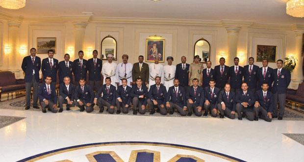 فريق قوات السلطان المسلحة للرماية يختتم مشاركته الناجحة في بطولة بزلي بالمملكة المتحدة