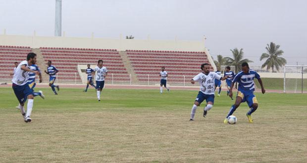 إثارة كبيرة تشهدها انطلاقة كأس مهرجان صلالة لكرة القدم