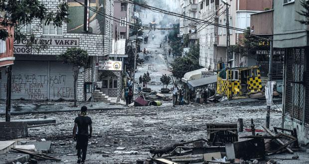 تركيا تشن حملة اعتقالات ضد منظمات تتهمها بالإرهاب