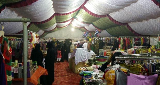 افتتاح معرض المنتجات المحلية والحرفية لصاحبات الأعمال وأصحاب الأعمال جنوب الشرقية