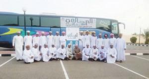 برنامج الرحلات بمحافظة جنوب الشرقية يدشن أول رحلاته لمحافظة الظاهرة
