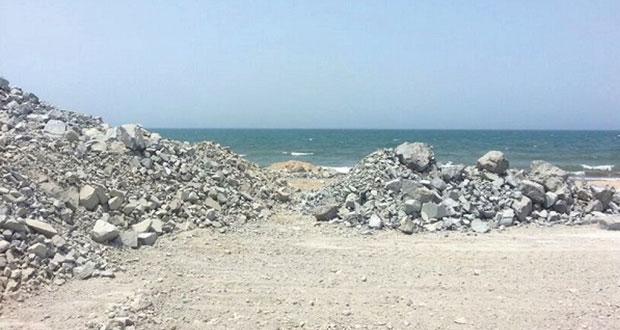 بدء العمل بمشروع إنشاء ميناء الصيد البحري بالمصنعة بتكلفة 12,9 مليون ريال عماني