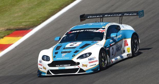 الحارثي يبحث عن نقاط إضافية في سباق الجولة السادسة لبطولة جي تي البريطانية