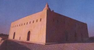 مسجد الجامع الكبير بولاية منح