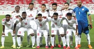 منتخبنا الوطني لكرة القدم يبدأ اليوم معسكره الداخلي