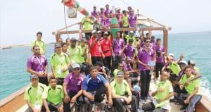 اليوم.. انطلاق معسكر شباب الأندية 2015 بمشاركة 140 شابا من مختلف محافظات السلطنة