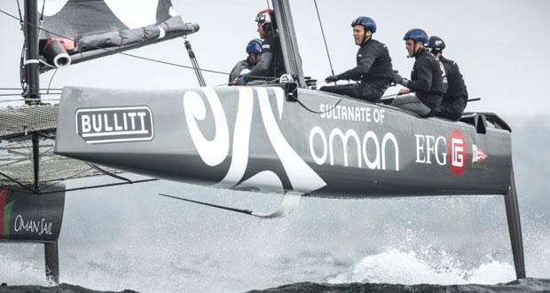 """اليوم.. فريق عمان للإبحار يعتلي ظهر القارب الرصاصي """"سلطنة عمان"""" و يخوض سباقات كأس كيل بألمانيا"""