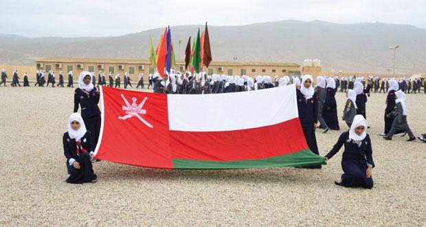 افتتاح فعاليات المخيمين الصيفيين للمرشدات والجوالات