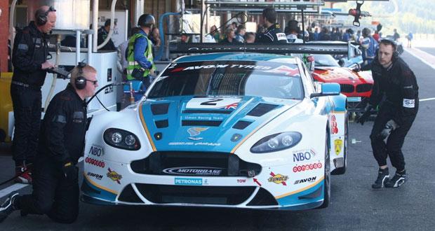 بسبب خطأ فني .. تراجع ترتيب فريق عمان لسباقات السيارات في سباق بلجيكا