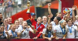 في مونديال السيدات 2015: الولايات المتحدة ترد اعتبارها أمام اليابان وتحرز اللقب الثالث
