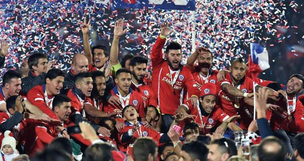 في كوبا أميركا 2015 : تشيلي تتوج باللقب الأول في تاريخها على حساب التانجو الأرجنتيني