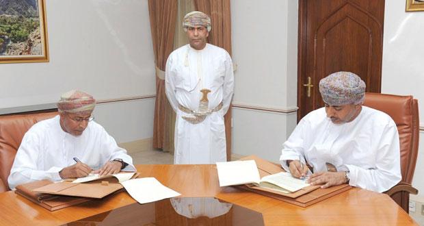 توقيع اتفاقية استئجار وتوريد وتركيب أجهزة الفرز الآلي لانتخابات الشورى