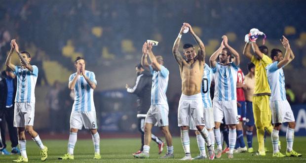 في كوبا أميركا 2015 : الأرجنتين تسقط البارجواي بسداسية وتضرب موعدا مع تشيلي في النهائي