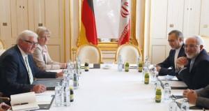 """نووي إيران : لا انفراجة في المحادثات و""""الذرية"""" تقول إن طهران خفضت مخزون اليورانيوم"""