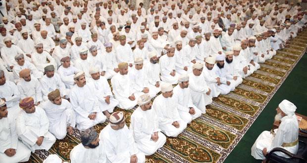 قوات السلطان المسلحة تحتفل بغزوة بدر الكبرى