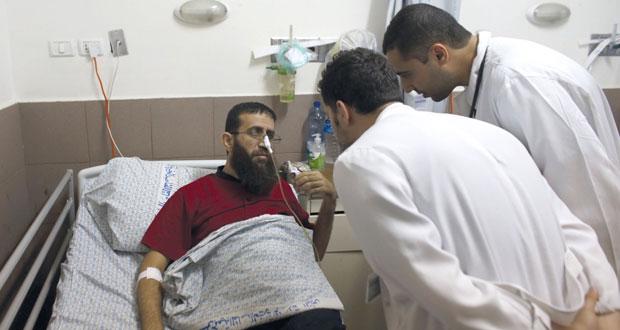 عشية عيد الفطر.. 6000 أسير فلسطيني .. والاحتلال يزيد آلامهم بفرض عقوبات