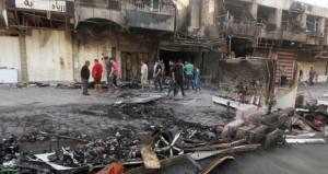 العراق: عشرات القتلى في تفجيرات ومقتل 31 من داعش في عدة مدن