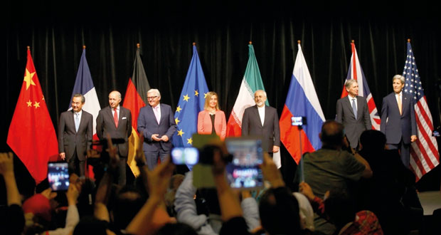 إيران تنتصر.. اتفاق نووي تاريخي يبصر النور