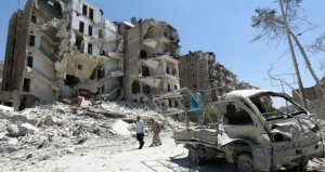 سوريا: الجيش يدخل الزبداني واستمرار المعارك في حلب