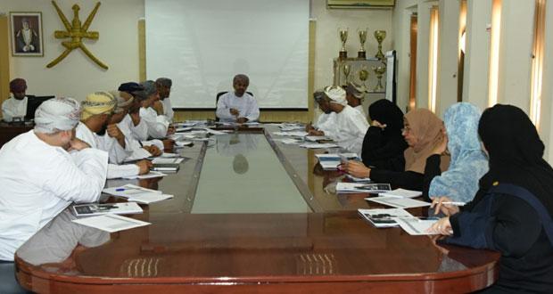 2250 طالباً وطالبة في 18 مركزاً صيفياً بمدارس محافظة مسقط