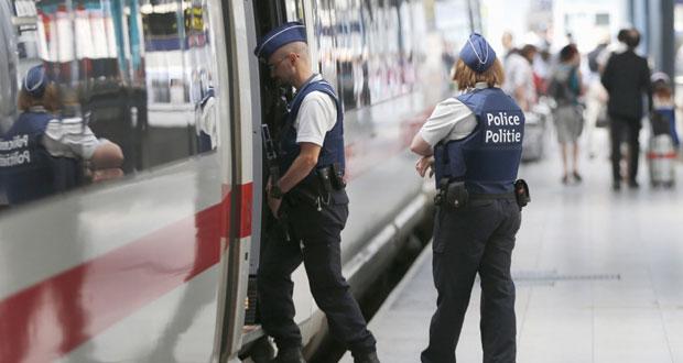 إحباط هجوم على قطار بين امستردم ـ باريس..والمتهم صاحب ملف أمني