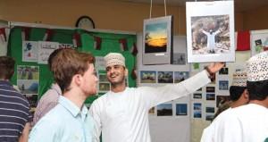 كلية السُّلطان قابوس لتعليم اللغة العربية للناطقين بغيرها تنظم أمسية ثقافية