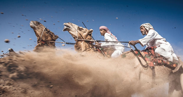المصور أحمد الطوقي ينتزع المركز الثالث في مسابقة ناشيونال جيوغرافيك السنوية 2015