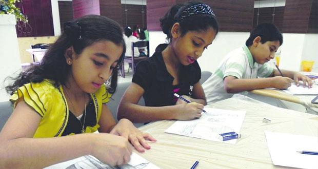 اليوم .. بدء الدورات الصيفية للجمعية العمانية للفنون التشكيلية لطلبة المداس